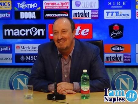 """Ciro Troise: """"Benitez sereno in conferenza stampa? No, è arrabbiato. Da quando si è fatto male Gargano…"""""""