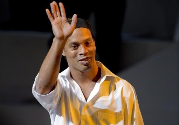 """Ronaldinho preannuncia l'addio: """"Questo sarà il mio ultimo anno in attività"""""""