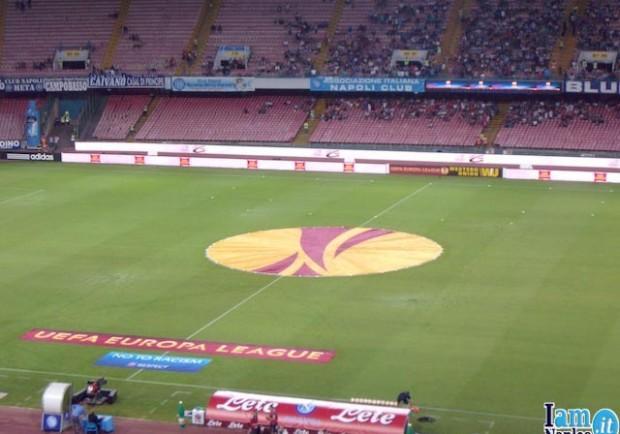 Napoli-Young Boys, biglietti in vendita da domani