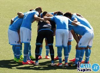 RILEGGI IL LIVE – Primavera, Palermo-Napoli 1-1 (13′ Bentivegna su rig., 16′ Persano)