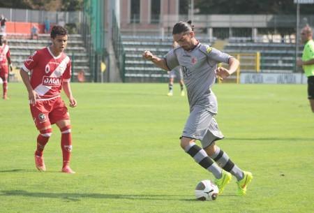 """Lega Pro – Albinoleffe-Alessandria 2-0: solo 9′ per lo """"scugnizzo"""" Nicolao"""