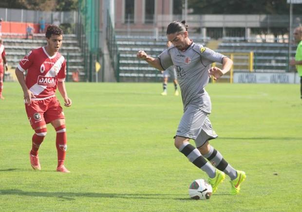 """Melfi-Fondi 2-2: rimonta gialloverde, 90′ per lo """"scugnizzo"""" Nicolao"""