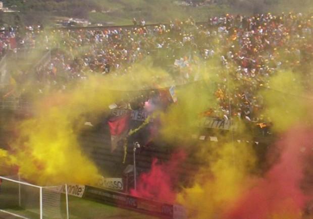 Serie B – E' un Benevento meraviglioso: il Verona è ko