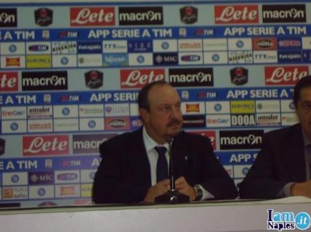 """Benitez conferma la nostra esclusiva: """"Porteremo tre ragazzi della Primavera a Doha"""""""