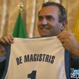 """De Magistris: """"Impresa grandiosa del Cuore, e ora si punta alla promozione!"""""""