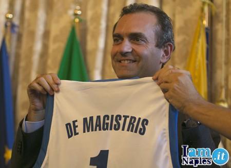 """La LNP chiede serietà e fa appello a De Magistris: """"Intervenga per salvare l'Azzurro Napoli Basket"""""""