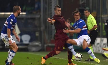 Sampdoria-Roma 0-0: i giallorossi rallentano, Mihajlović mantiene l'imbattibilità