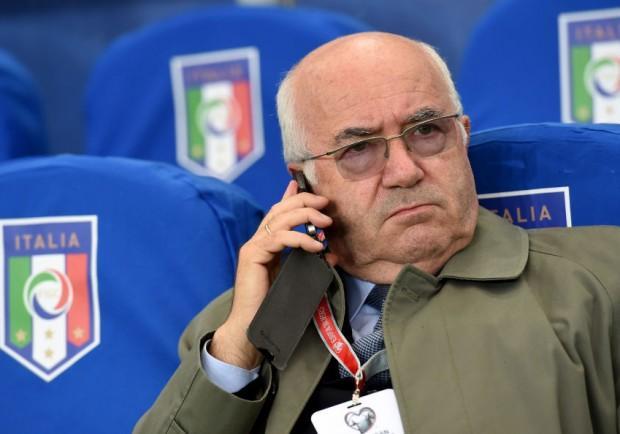 """Tavecchio contro tutti: """"Ranking FIfa? Piacciamo a pochi, io e Conte a difesa dell'Italia"""""""