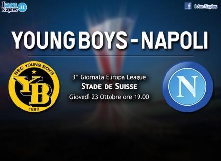 RILEGGI LIVE – Young Boys-Napoli 2-0 (51′Hoarau, 92′Bertone): prima sconfitta in Europa League per gli azzurri