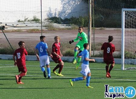 Giovanissimi Regionali, Aversa Normanna-Napoli 1-3: esordio con vittoria per Fabris