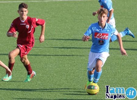 PHOTOGALLERY – Giovanissimi Regionali, Aversa Normanna-Napoli 1-3: tutti gli scatti di IamNaples.it