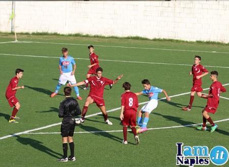 FOTO ESCLUSIVA – Giovanissimi Regionali, Aversa Normanna-Napoli 1-3: debutto per il nuovo allenatore Fabris
