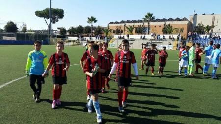 Luigi Vitale A.C. Milan, i risultati del weekend: vincono i Giovanissimi