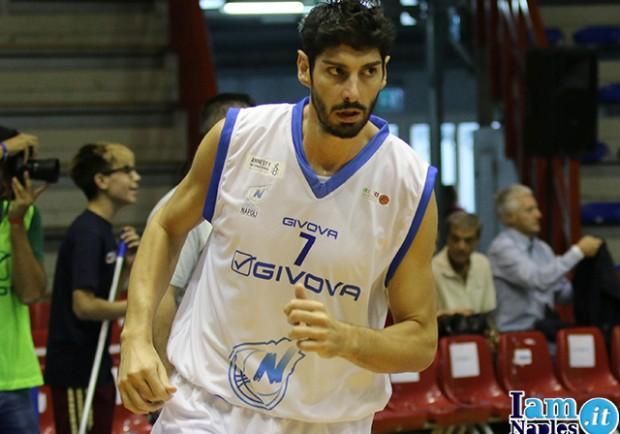 Marco Allegretti dice addio all'Azzurro Napoli Basket, è un giocatore della Proger Chieti
