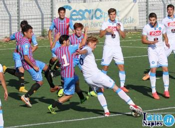 VIDEO ESCLUSIVO – Primavera Tim Cup, Napoli-Catania 1-0 d.t.s.: gli highlights del match