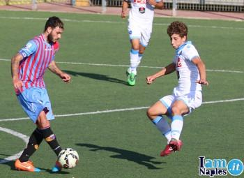 Tim Cup Primavera, Napoli-Catania 1-0: le pagelle di IamNaples.it