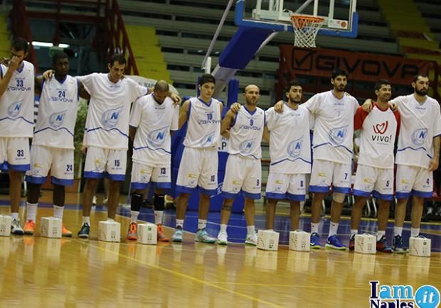 PHOTOGALLERY – Givova Napoli-Basket Veroli 85-71: gli scatti di IamNaples.it