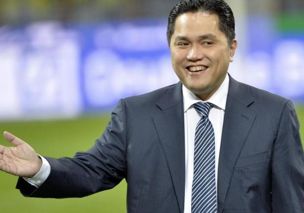 Inter, Thohir vende le sue quote. Il 30 % del club andrà ad un fondo di Hong Kong