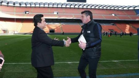 Sportmediaset – Inter, Thohir e Mazzarri a colloquio per un'ora