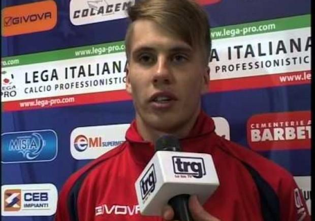 Grosseto-Gubbio 2-3: 90 minuti per Lasicki, Tutino neanche convocato