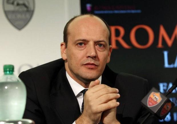 """Roma, parla il dg: """"Non siamo padroni del nostro destino per la seconda piazza…"""""""