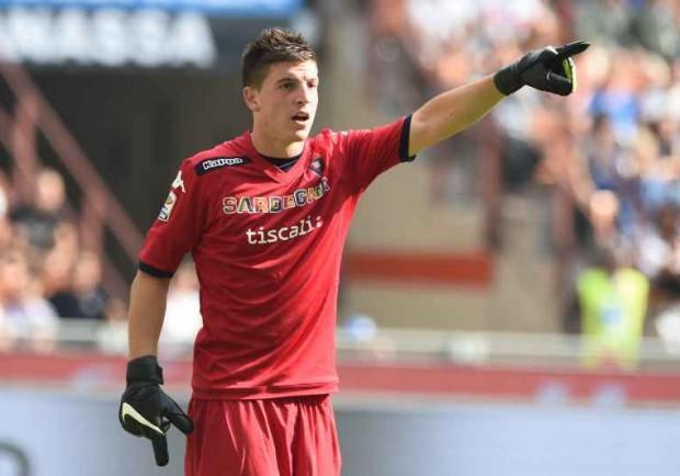 """Cagliari, Cragno: """"Andiamo a Napoli con l'obiettivo di fare punti"""""""
