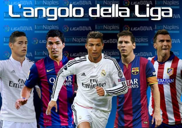 VIDEO – L'Angolo della Liga: 8-0 del Barça, Real che sofferenza col Siviglia!