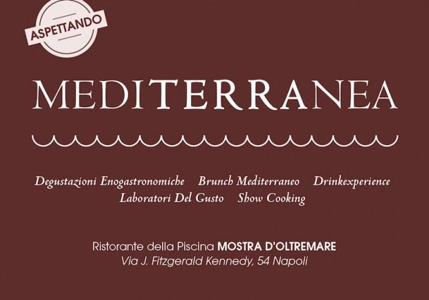 """Mostra d'Oltremare e Città del Gusto Napoli e Gambero Rosso presentano: """"MEDITERRANEA"""""""
