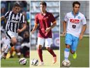Mattiello e Somma, la lezione di Juventus e Roma. Il Napoli snobba il vivaio