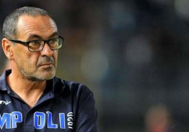 """Sarri """"benedice"""" Valdifiori: """"Non mi meraviglio per l'interesse di grandi squadre per lui…"""""""