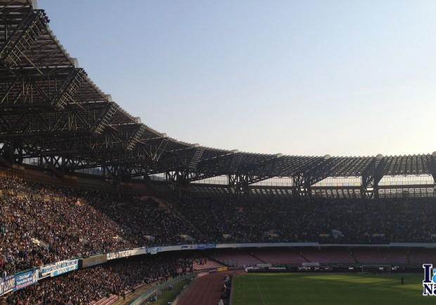 Napoli-Inter, biglietti in vendita da domani alle 10:00