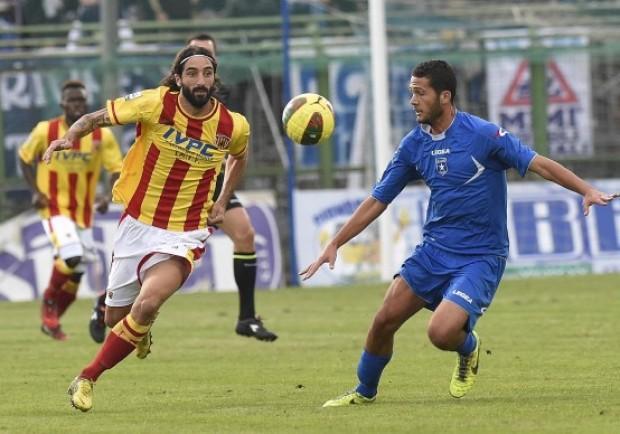 Lega Pro, Vigor Lamezia-Benevento 0-1, i giallorossi momentaneamente in vetta alla classifica