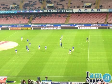 Napoli_Slovan_riscaldamento Slovan