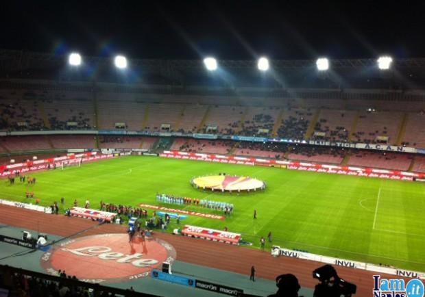 RILEGGI IL LIVE – Napoli-Slovan Bratislava 3-0 (6′ Mertens, 16′ Hamsik, 75′ Zapata)