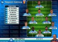 GRAFICO – Napoli-Genoa, le formazioni: riecco Inler, De Guzman e non Mertens dal 1′