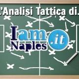 Napoli-Liverpool, l'analisi tattica: azzurri a trazione anteriore nel finale, il goal di Insigne sblocca una gara a forti tinte azzurre