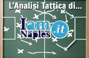 Bruges-Napoli 0-1, l'analisi tattica: quinta sinfonia europea, tanto turnover ma non cambia l'atteggiamento in campo