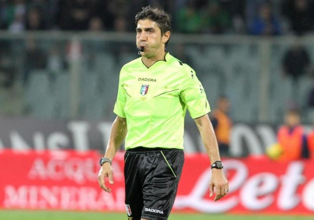 "Napoli-Genoa, fischia Calvarese: pochi ma ""intensi"" i ricordi azzurri dell'ingegnere"