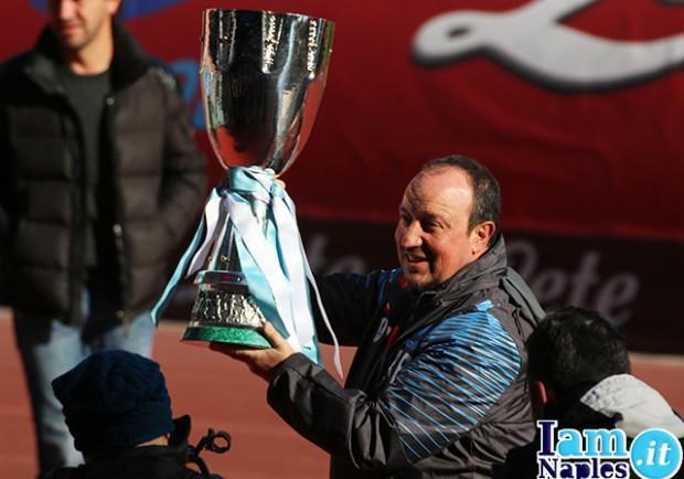 Napoli-Benitez, tutto in 23 giorni. Il futuro della squadra e del tecnico sono in bilico …