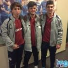 Under 16 – Italia Nord-Italia Sud 2-4, ottima prova per i tre napoletani