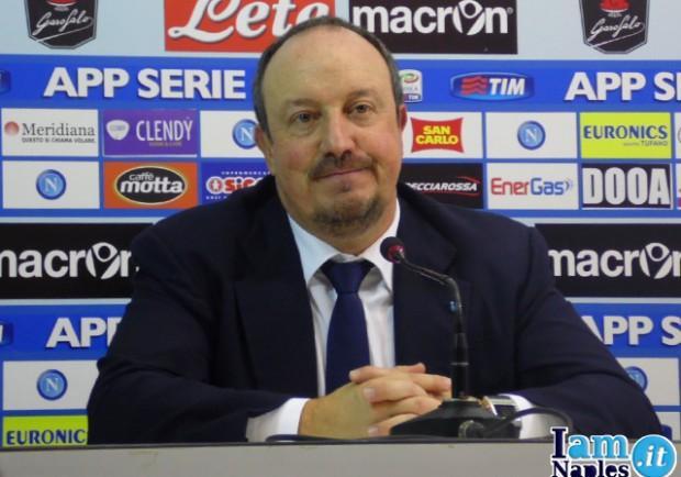 Benitez vuole fare il coach-manager e nominare un uomo di fiducia per la Scugnizzeria