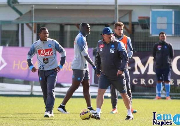 """La SSC Napoli precisa: """"Riposo odierno programmato da circa 10 giorni…"""""""