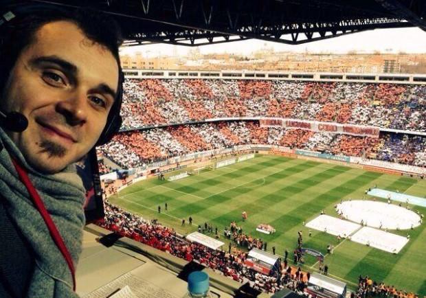 """Borghi (Fox Sports): """"Errore grossolano del guardalinee, ma il Napoli può ancora farcela"""""""