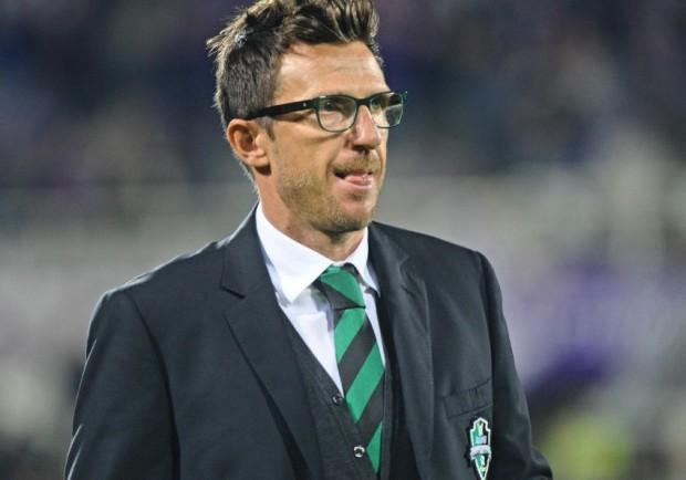 """Di Francesco non molla Zapata: """"Vorrei averlo a Sassuolo, l'abbiamo seguito anche due anni fa"""""""