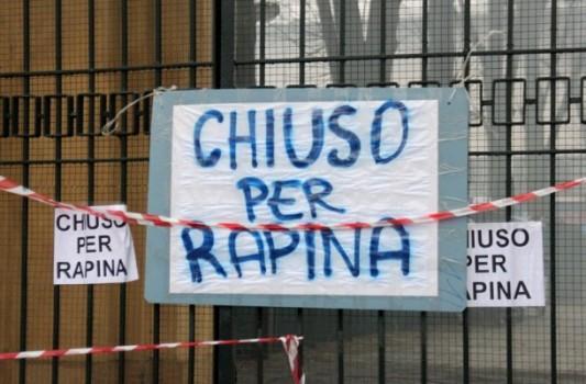 rapina Parma