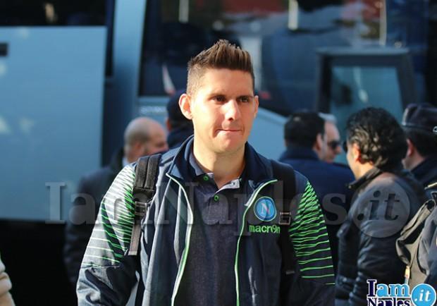"""Mandarini (CdS) : """"Rafael penalizzato dagli infortuni. Reina? Un grandissimo colpo, porta cuore e carisma al Napoli"""""""