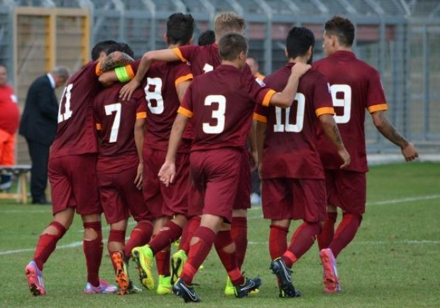 Youth League, la Roma alla final four di Nyon: battuto il Manchester City