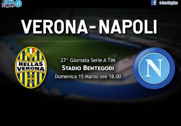 IN CASA DELL'AVVERSARIO – Verona in crescita e in serie positiva da tre partite. Ma con il Napoli…