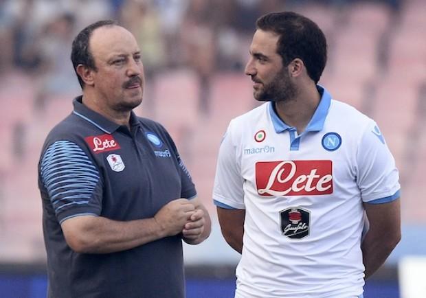 """Higuain, parla il fratello: """"Gonzalo ha il Napoli sulle spalle. Se vincesse l'Europa League doppia soddisfazione per lui"""""""