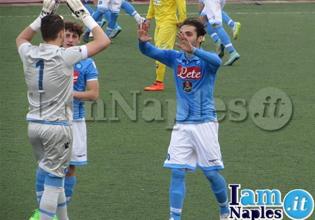 PHOTOGALLERY – Primavera: Napoli-Catania 3-0, ecco gli scatti di IamNaples.it